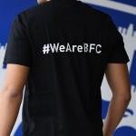 Champions Combo! Bengaluru FC Official Home Replica 2019-20 & ISL Champions T-Shirt