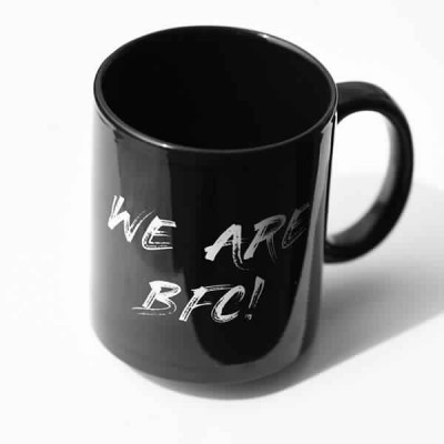 The BFC Mug (Black)